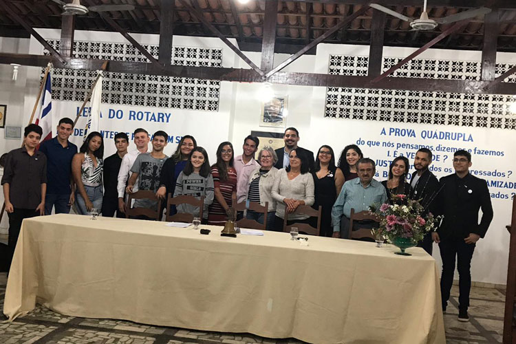 Brumado: Cerimônia de posse do Rotary e do Interact Club